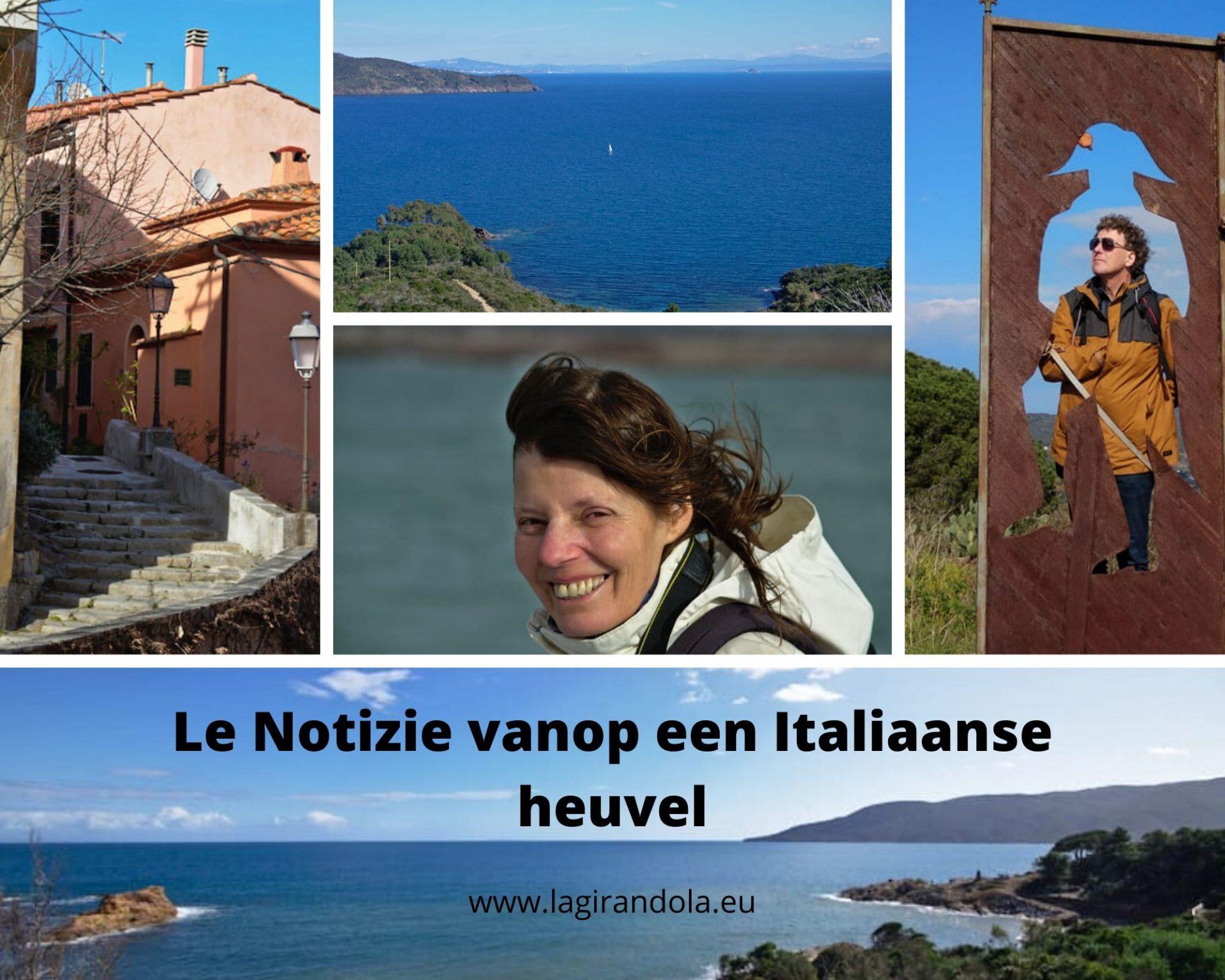 Op vakantie naar Elba: dag 2