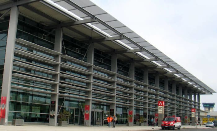 Pick-up aeroporto